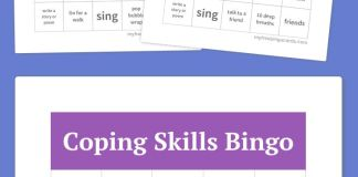 Stress Management Make Your Own Free Bingo Cards At