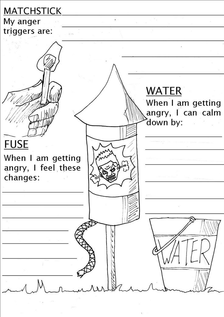 Stress management : This is a sheet I made for a PSHE