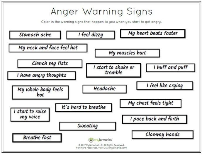 Stress management : Anger, coping skills, anger management, children ...