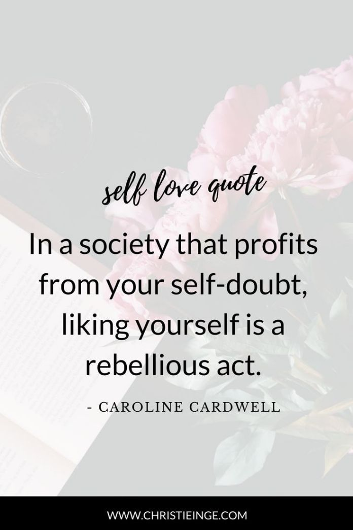 Quotes About Self Love | Work Quotes Quote About Self Love And Self Acceptance Selflove