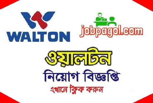 Walton Group Job Circular
