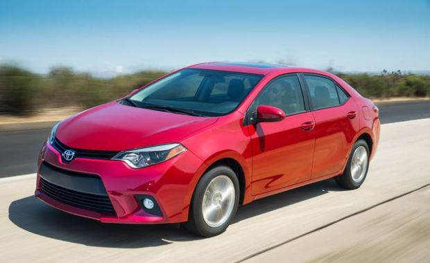 Toyota Corolla 2014 with Prices and Featured (Complete Review)