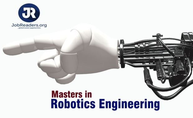 Masters in Robotics Engineering| Best Schools and Course Prices