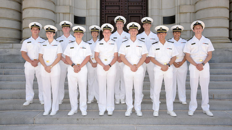 Naval Academy admission