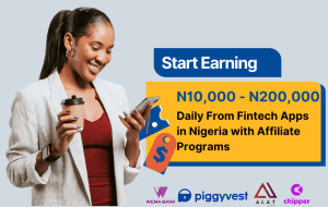 6 Best Banking and Fintech App to Make Money in Nigeria