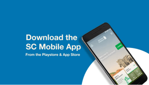 Standard Chartered Mobile App - Open Account, Save Transact and Make Money