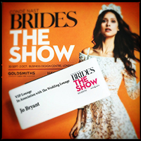 Jo Bryant Brides the Show