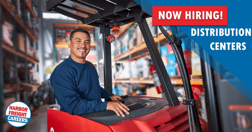Distribution Centers Now Hiring in Dillon, SC, Moreno Valley, CA and Joliet, IL