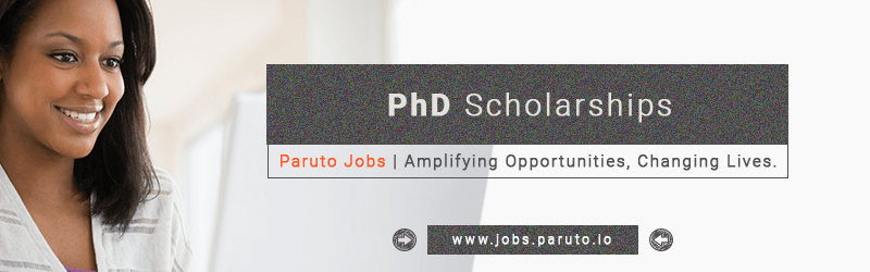 Scholarships—PhDs—Paruto-Jobs