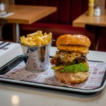 Biggest burger in Chichester