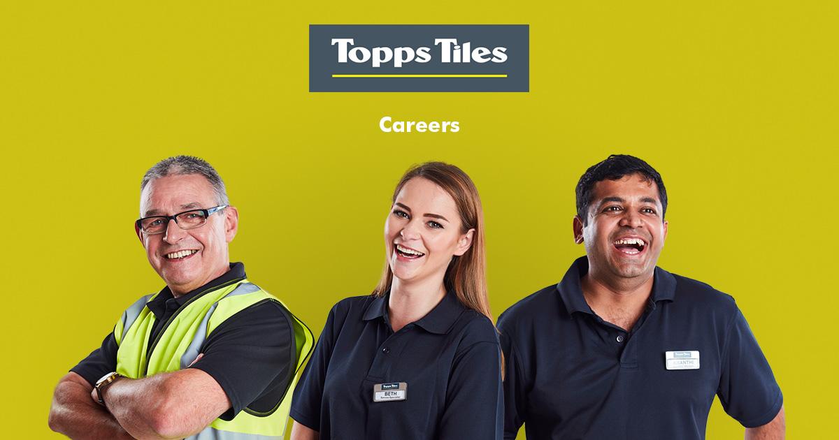 topps tiles careers home
