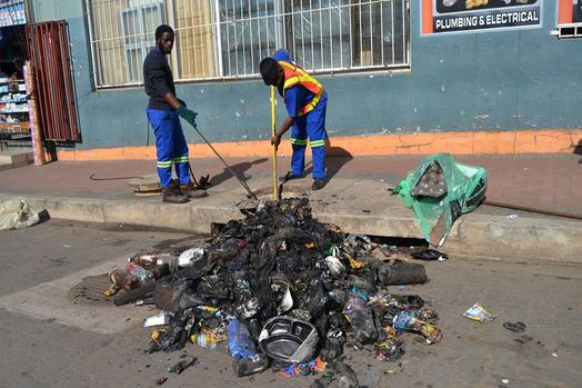 Municipality Cleaners
