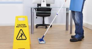 General Office Cleaner