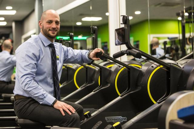 Fitness Club General Manager