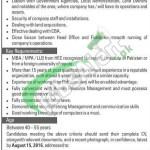 Pakistan Oilfields Jobs