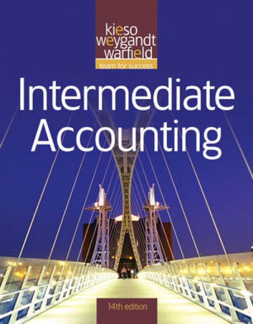 Financial accounting test bank- Intermediate Accounting test bank