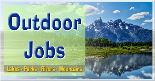 Outdoor Jobs