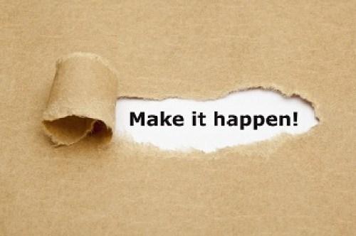How to get a job - make it happen