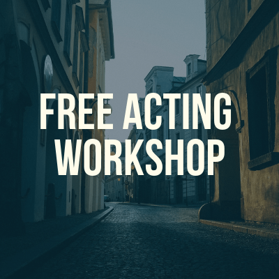 free acting workshop and demo classes