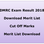DMRC Result 2018 Cut Off Marks JE Maintainer Assistant Manger Merit List