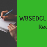 WBSEDCL Office Executive Recruitment 2018 Vacancy 247 Posts