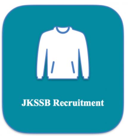 jkssb recruitment 2018 notification supervisor post female application form je junior assistant vacancy