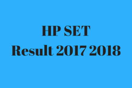hp set result 2018 2017 expected cut off marks himachal pradesh hppsc.hp.nic.in state eligibility test merit list