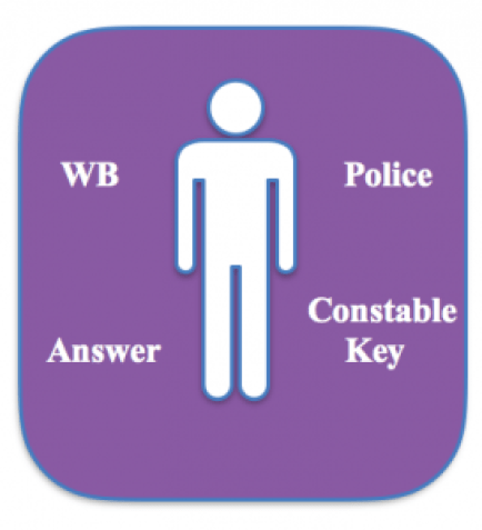wb police constable answer key 2018 west bengal police constable lady constable model solution solved paper sheet omr written test held on