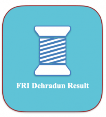 fri dehradun result 2018 group c results technician technical assistant forest research institute posts