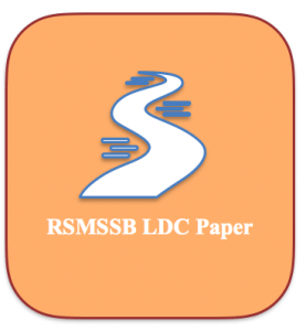 rsmssb junior assistant previous paper rajasthan ldc clerk old question paper download previous years solution answer key