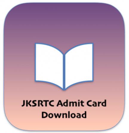 jksrtc admit card 2018 download exam date jammu & kashmir state road transport corporation driver conductor helper assistant security guard