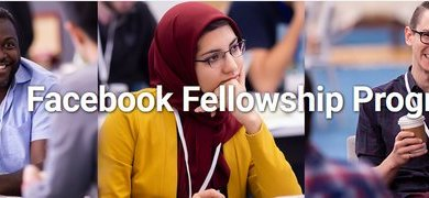 Photo of Facebook Fellowship Program 2020 for PhD Students (Fully Funded & Paid visit to Facebook headquarters)