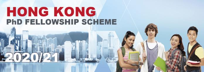 hong kong phd fellowship scheme jobsandschools