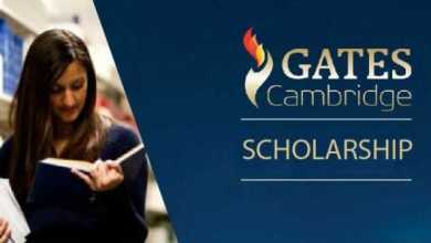 Photo of Bill Gates Cambridge Scholarship Programme 2020 for Study at the University of Cambridge, UK (Fully Funded)