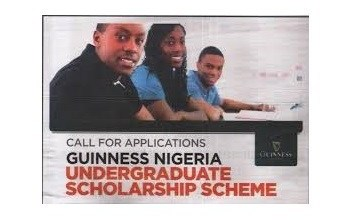 Photo of Apply for Guinness Nigeria Undergraduate Scholarship Scheme 2019