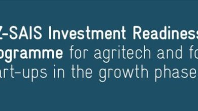 Photo of GIZ-SAIS Investment Readiness Programme 2019 in Agriculture