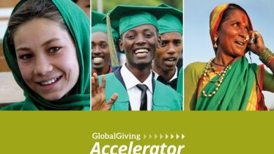 Photo of GlobalGiving Accelerator Program 2019 for nonprofits Worldwide