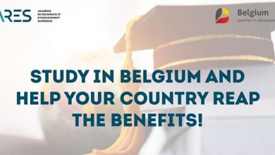 Photo of ARES Belgian Government Masters and Training Scholarships 2020/2021 for study in Belgium
