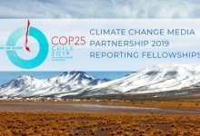 Photo of Climate Change Media Partnership 2019 Reporting Fellowships (Fully Funded to Santiago, Chile)