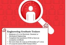 Photo of PZ Cussons Nigeria Engineering Graduate Trainee Program 2019 for young Nigerian graduates