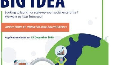 Photo of Singapore International Foundation (SIF)'s Young Social Entrepreneurs (YSE) Programme 2020