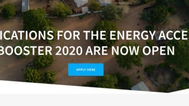Photo of Energy Access Booster 2020 Call for entrepreneurs in the field of energy access in Africa