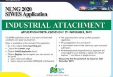 Photo of NLNG 2020 SIWES Industrial Attachment Programme