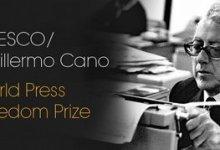 Photo of UNESCO/Guillermo Cano World Press Freedom Prize 2020