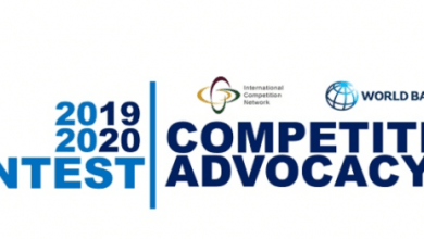 Photo of International Competition Network (ICN)/World Bank Group 2019/2020 Advocacy Contest