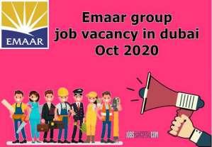 Emaar group job vacancy in dubai Oct 2020,emaar recruitment process, meraas careers, emaar properties, damac career, emaar careers linkedin, emaar dubai, nakheel careers, emirates careers,
