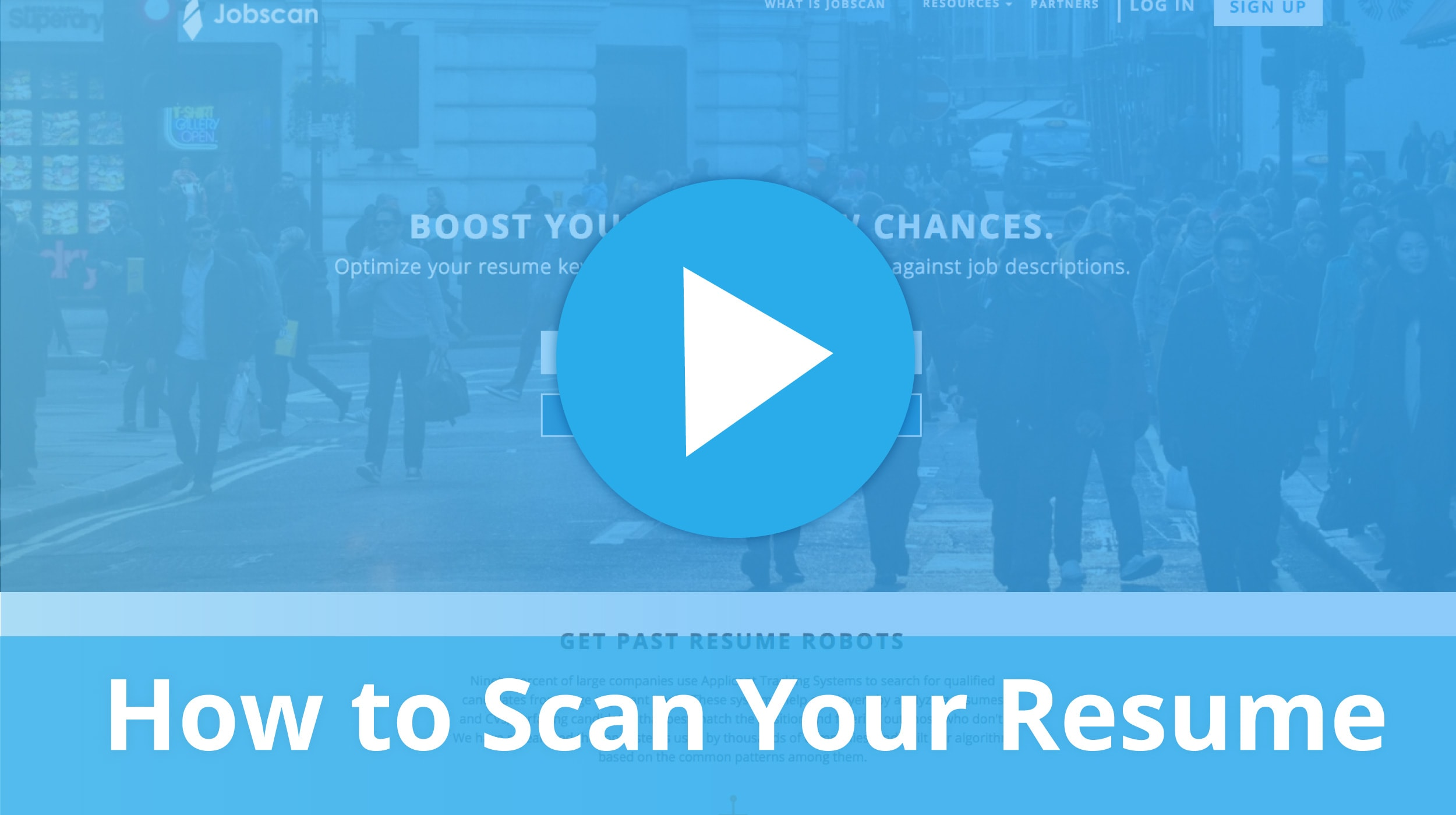 How To Update Your Resume On Linkedin Jobscan Video Series