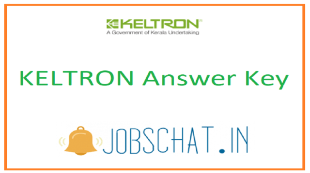 KELTRON Answer Key
