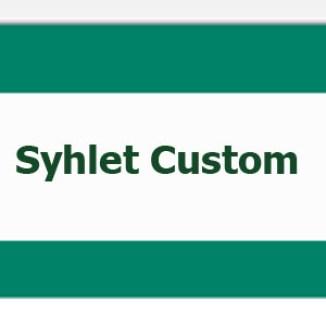 Syhlet Custom Excise VAT Jobs Circular 2018