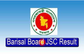 JSC Result 2018 Barisal Education board